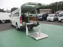 トヨタ/ハイエースバン ロングDX低床リフト付き1.2t積 5ドア ガソリン車