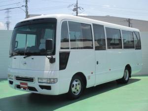 日産 シビリアンバス 4.5ガソリン車 SX 29人乗り 純正ナビ バックモニター