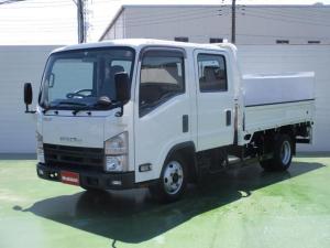 いすゞ エルフトラック 3.0Dターボ ハイキャブロングWキャブPG付1.75t積