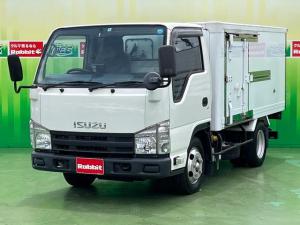 いすゞ エルフトラック 3.0Dターボ 冷蔵冷凍車-30℃設定 2t積 サイドドア