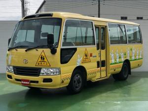 トヨタ コースター 4.0Dターボ 幼児バス 大人3人幼児39人