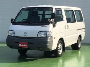 マツダ ボンゴバン ワイドローDX 1.8ガソリン車 5ドア 平床 標準ルーフ