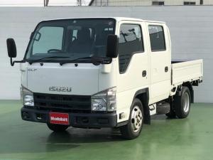 いすゞ エルフトラック  3.0Dターボ Wキャブ 6人乗り 積載2t 5速マニュアル リヤヒーター