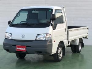 日産 バネットトラック ロングスーパーローDX 小径Wタイヤ 5速マニュアル 1t積 荷台木板貼り