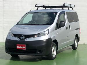 日産 NV200バネットバン DX 5人乗り ルーフキャリア