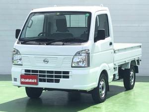 日産 NT100クリッパートラック DX エアコン パワステ エアバッグ オートマ車 三方開