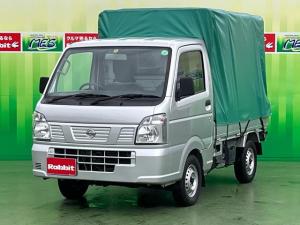 日産 NT100クリッパートラック DX 幌付き 5速マニュアル ETC エアコン パワステ ABS Wエアバッグ