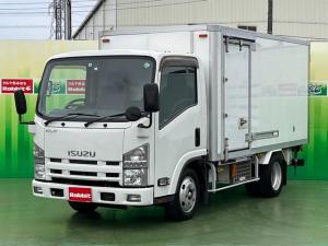 いすゞ エルフトラック  3.0Dターボ 冷蔵冷凍車 -30℃設定 1.7t積 左スライドドア 2室式 バックモニター