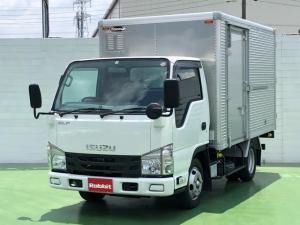 いすゞ エルフトラック  3.0Dターボ アルミバン 2t積 左サイドドア 5速マニュアル HSA ETC