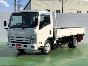いすゞ エルフトラック  3.0Dターボ ワイドロング 4.6t積 6速マニュアル HSA