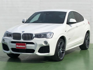BMW X4 xDrive 28i Mスポーツ 純正ナビ フルセグTV バックモニター パワーバックドア HIDヘッドランプ 黒革シート 衝突軽減ブレーキ 車線逸脱警報 レーダークルーズコントロール シートヒーター ミラー内蔵ETC