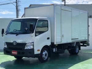 トヨタ ダイナトラック  4.0Dターボ ワイドロング アルミバン 3t積 スライドリフト付 6速MT