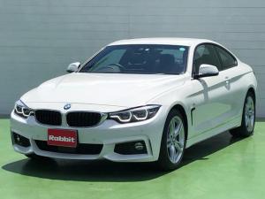 BMW 4シリーズ 420iクーペ Mスポーツ 黒革シート 純正ナビTV 衝突軽減ブレーキ LEDライト バックカメラ ミラーETC スマートキー