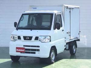 日産 クリッパートラック  冷蔵冷凍車 -5℃設定 左サイドドア オートマ車