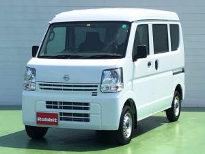 日産 NV100クリッパーバン DX ハイルーフ 5AGS 2nd発進 社外ナビTV