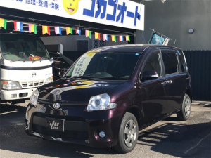 トヨタ シエンタ DICE 純正ナビTV・バックカメラ・両側パワースライドドア・キーレス・両側電動スライドドア