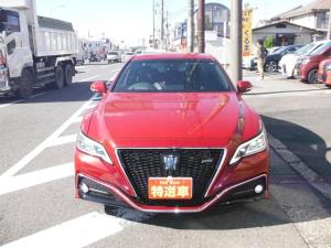 トヨタ クラウンハイブリッド RSアドバンス ジャパンカラーセレクション全方位モニタードラレコ