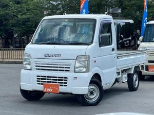 スズキ キャリイトラック KC農繁仕様 エアコン 5MT 4WD