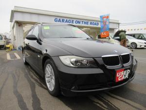 BMW 3シリーズ 320iツーリング プッシュスタート ビルトインETC