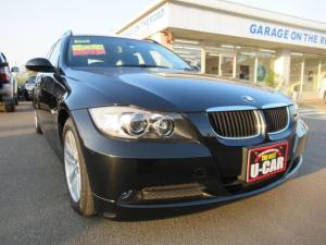 BMW 3シリーズ 320iツーリング サンルーフ ETC ナビ 電動シート