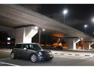 MINI クーパーS 車高調  マフラー スーパーチャージャー