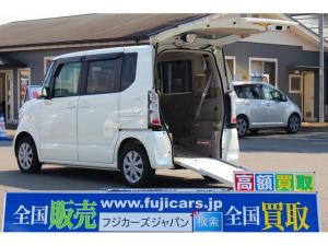 ホンダ N-BOX+ 660G Lパッケージ車いす仕様車 ウィンチ ナビ Bカメラ