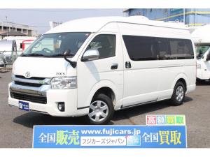 トヨタ ハイエースバン キャンピング FOCS ディパーチャー