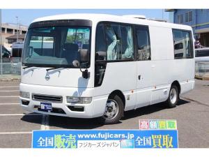 日産 シビリアンバス キャンピング オートワークス京都 スーパーリゾート