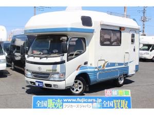 トヨタ カムロード キャンピング バンテック ジルFIX