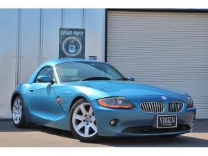 BMW Z4 2.5i ハードトップ 社外フルセグナビ バックカメラ Bluetooth Mサーバー DVD再生 ETC HIDライト HIDフォグ パワーシート