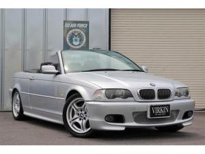 BMW 3シリーズ 330Ciカブリオーレ Mスポーツ 電動オープン ヒーター付き黒革シート Mスポーツ専用装備 純正17インチアルミホイール 直列6気筒エンジン