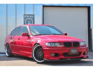BMW 3シリーズ  Mスポーツパッケージ 左ハンドル 5速マニュアル WORKグノーシス19インチ アーキュレーマフラー ダウンサス 社外ナビ