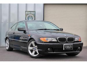 BMW 3シリーズ 330Ci 弊社ユーザー買取車両 クーペ最終型 サンルーフ カロッツェリア2DINナビ 地デジTV ハーフレザーシート 純正17インチアルミホイール