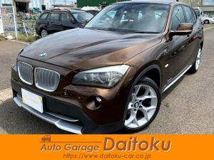 BMW X1 sDrive 18i サンルーフ 社外ナビ 純正ETC