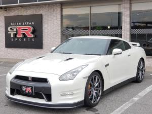 日産 GT-R プレミアムエディション 11年モデル BOSE 記録簿