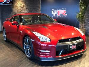 日産 GT-R ピュアエディション 14モデル 純正ナビ フルセグ 禁煙車