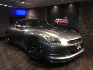 日産 GT-R ブラックエディション 2007年モデル フライホイールハウジング対策品交換済み メーター交換ディーラー記録簿有り バックビューモニター 地デジTV ブルートゥースオーディオ 記録簿有り NHPC重要部位および診断