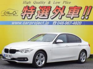BMW 3シリーズ 318iスポーツ インテリセーフティ HDDナビ フルTV