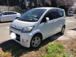 ダイハツ ムーヴ カスタム X 4WD 車検2年付!