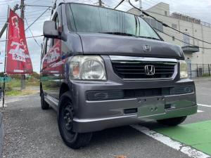 ホンダ バモス Mターボ 4WD