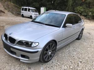 BMW 3シリーズ 318i Mスポーツパッケージ キーレスエント ナビ付きリー