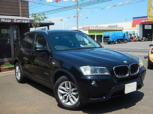 BMW BMW X3 xDrive20i4WDブルーパフォーマンス DターボHDD