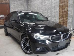 BMW 3シリーズ 320iグランツーリスモ Mスポーツ 黒革シート インテリジェントセィフティ コンフォートアクセス