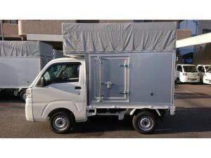 ダイハツ ハイゼットトラック  C型BODY搭載・両横ドア付き