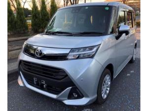 トヨタ タンク G 両側オートスライドドア LEDヘッドライト インテリキー2本 車体・税込み・本車検2年費用コミ価格