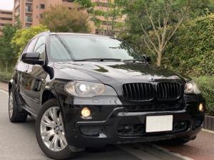 BMW X5 後期型 xDrive 30i Mスポーツパッケージ 地デジ