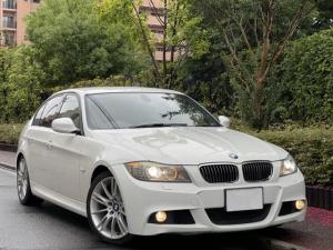 BMW 3シリーズ 325i Mスポーツパッケージ Mスポーツ 最終型 3000cc直噴エンジン パドルシフト バックカメラ i-Drive ミュージックサーバー フルセグ AUX USB ミラーETC Mスポーツ専用18インチAW HID