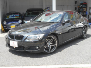 BMW 3シリーズ 325i Mスポーツパッケージ 黒革シート サンルーフ 外グリル 外サス 社外マフラー