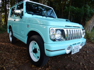 スズキ ジムニー ワイルドウインド 660 ワイルドウインド 4WD4名