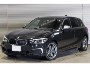 BMW 1シリーズ M135i 後期LCI レザーPKG 黒革 ハーマンカードン
